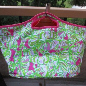 Lilly Pulitzer ~ INSULATED COOLER TOTE BAG ~